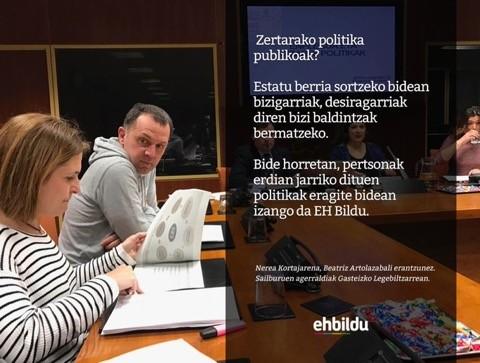 Zertarako politika publikoak?