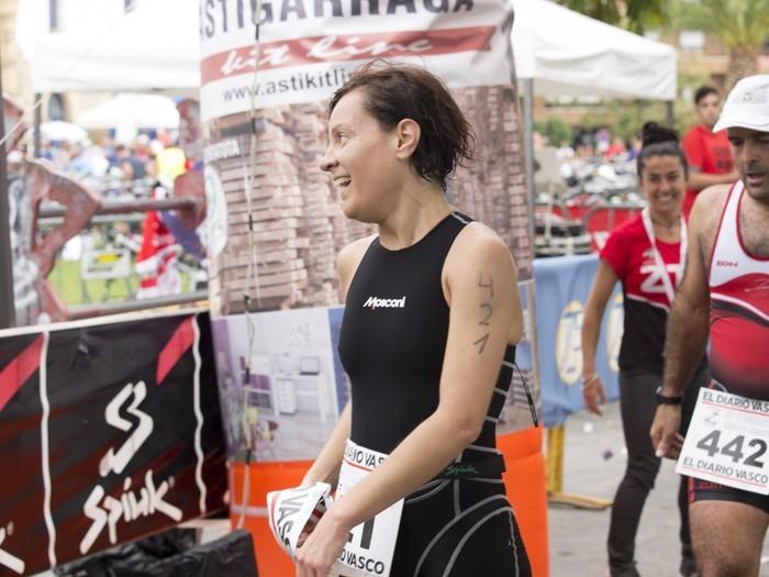 Hiru debagoiendar 2016ko triatloi eta duatloi zirkuituetako onenen artean