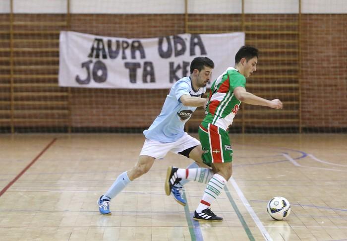 Eskoriatzak Aretxabaleta garaitu du (3-0) - 36