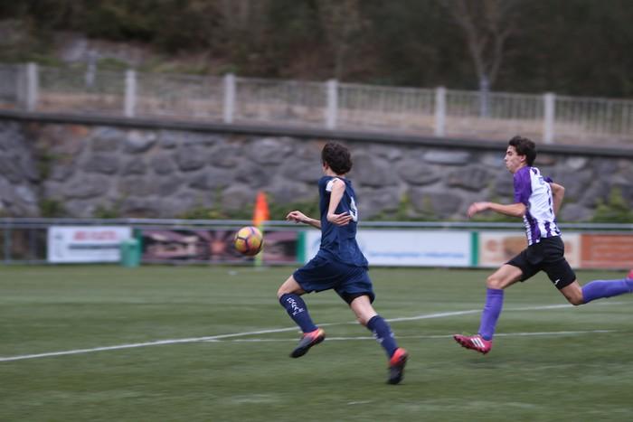 Mondraren eta Bergararen arteko futbol derbia - 13