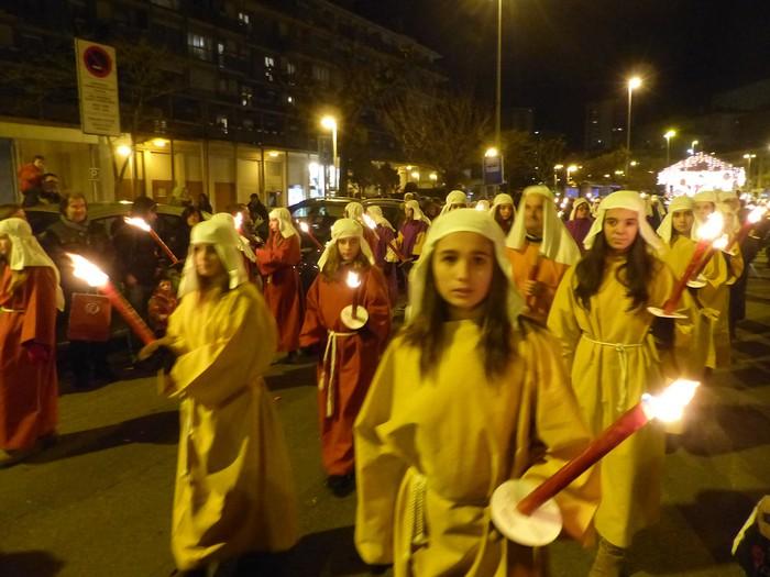 Errege Magoen desfile jendetsua Arrasaten - 31