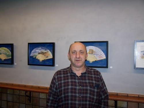 Joseba Erdabideren akuarelak Nahikari tabernan ikusgai