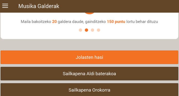 KulturGazte, kultura gazteen artean sustatzeko aplikazioa
