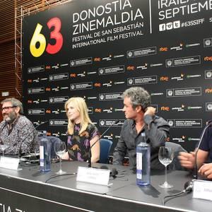 Zinemaldia 2015: '21 nuits avec Pattie'