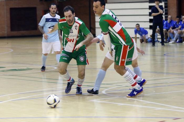 Eskoriatzak Aretxabaleta garaitu du (3-0) - 58