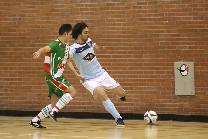 Eskoriatzak Aretxabaleta garaitu du (3-0) - 15