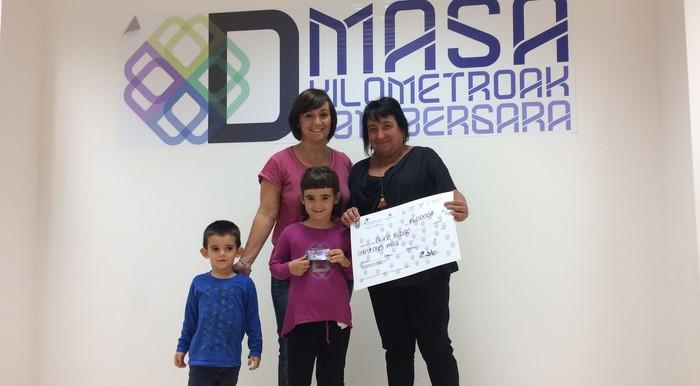 Ekiñe Bilbaorentzako Gure Zozketako 60.000 euroak