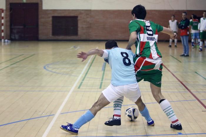 Eskoriatzak Aretxabaleta garaitu du (3-0) - 22