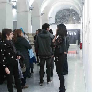 Herritar asko egon dira emakume artisten erakusketaren irekieran