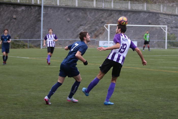 Mondraren eta Bergararen arteko futbol derbia - 4