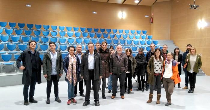 Gipuzkoan zehar Kulturola proiektua borobiltzeko eredu bila
