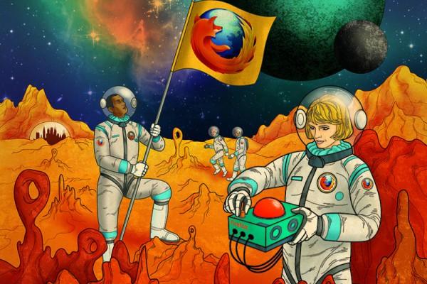 Firefox-ek 10. urteurrena ospatu du bi bertsio berezi eskuragarri jarriz