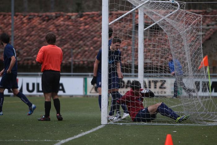Mondraren eta Bergararen arteko futbol derbia - 5