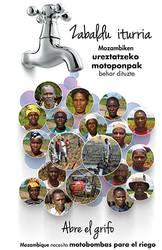 Mundukidek Mozambikeko nekazarientzako mikrokreditu kanpaina jarri du martxan