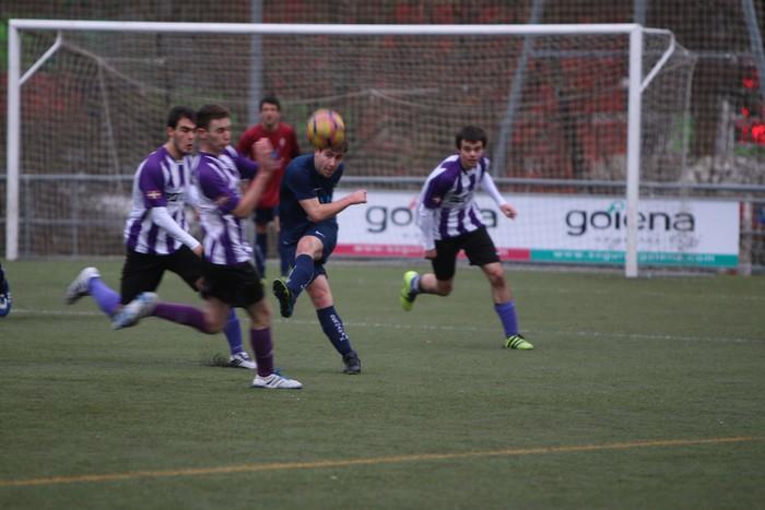 Mondraren eta Bergararen arteko futbol derbia - 3