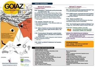GOIAZ! Azoka 2014: Debagoieneko Lanbide Heziketaren VI.en Azoka