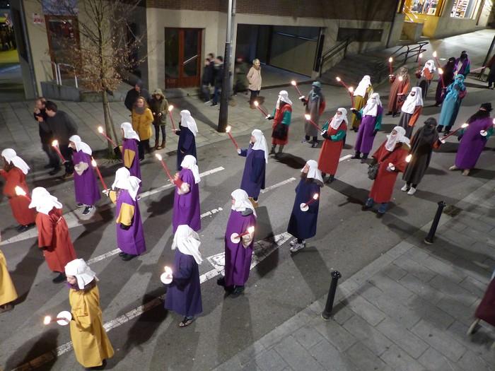 Errege Magoen desfile jendetsua Arrasaten - 6