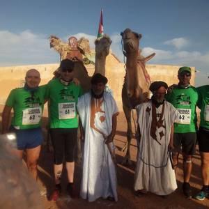 IGAMekoak Saharako elkartasun maratoian
