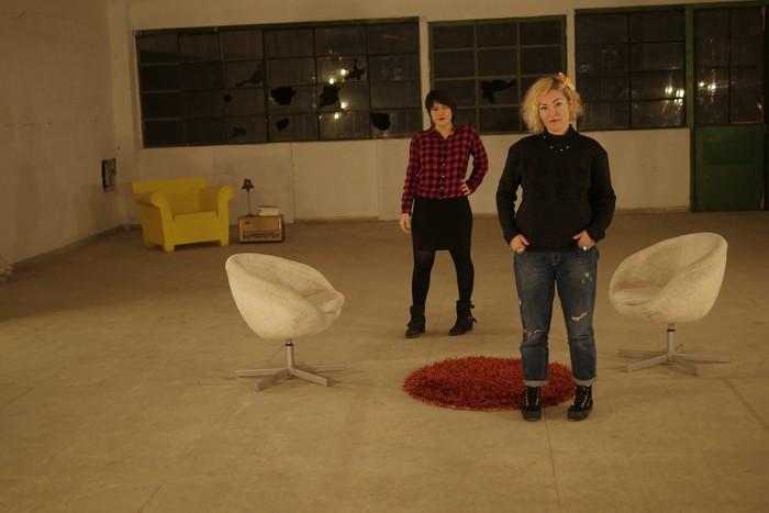 Bi emakume musikari 'Kulturrizketak' saioan