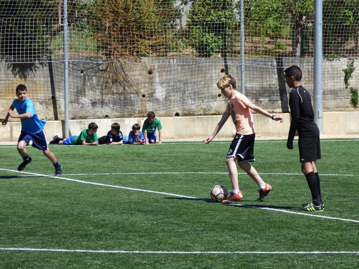 Oñatiko, Bergarako eta Arrasateko gazteak elkarrekin futbolean - 15