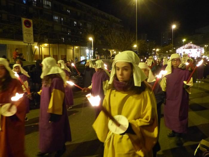 Errege Magoen desfile jendetsua Arrasaten - 32
