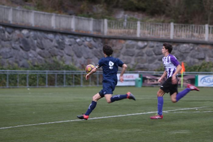 Mondraren eta Bergararen arteko futbol derbia - 14