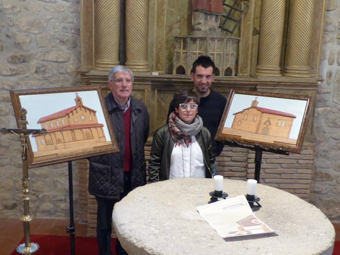 Kulturaren eta hezkuntzaren bitartez, herriko ermitak balioan jartzera