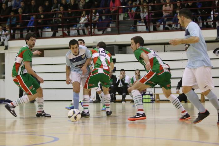 Eskoriatzak Aretxabaleta garaitu du (3-0) - 57