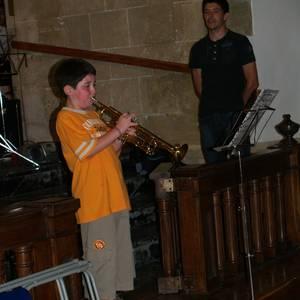 Aramaioko jaiak 2007: Arrasate Musikaleko kontzertua
