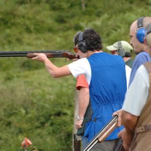 Aramaioko jaiak 2007: plater tiroketa