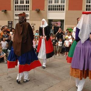 San Juanak 2007: erraldoiak eta kilikiak