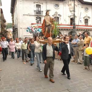 San Juanak 2007: salbea