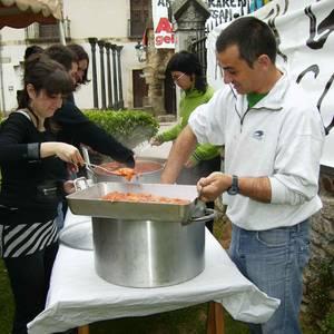 San Juanak 2007: herri bazkaria