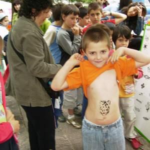 San Juanak 2007: Eguzki Laruren jolas parkea
