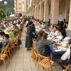 San Pedroak 2007: Herri bazkaria