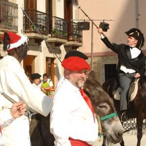 Antzuolako jaiak 2007: Mairuaren alardea