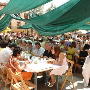 Elgetako jaiak 2007: Paella jana