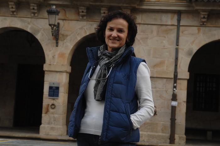Isabel Salud bergararra Kongresura