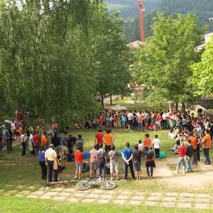 Aramaioko jaiak 2007: koadrilen arteko pikea