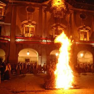 San Juanak 2007: Errementari dantza