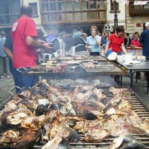 San Juanak 2007: hegaluze eta hegalabur dastatzea