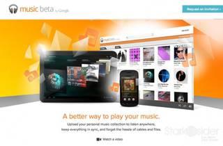 Abian da Google Music baina katalogo barik eta hodeieko biltegi moduan soilik