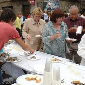 Surf Festa: Sardina jana eta kontzertua