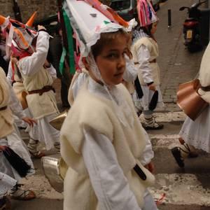 Bergarako Aratusteak 2008