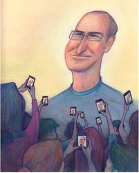 Steve Jobsen bajak kolokan ipiniko du Apple? Badirudi ezetz