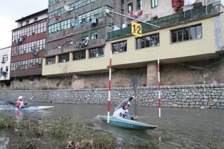Partaidetza altua zapatuko III. kayak festan