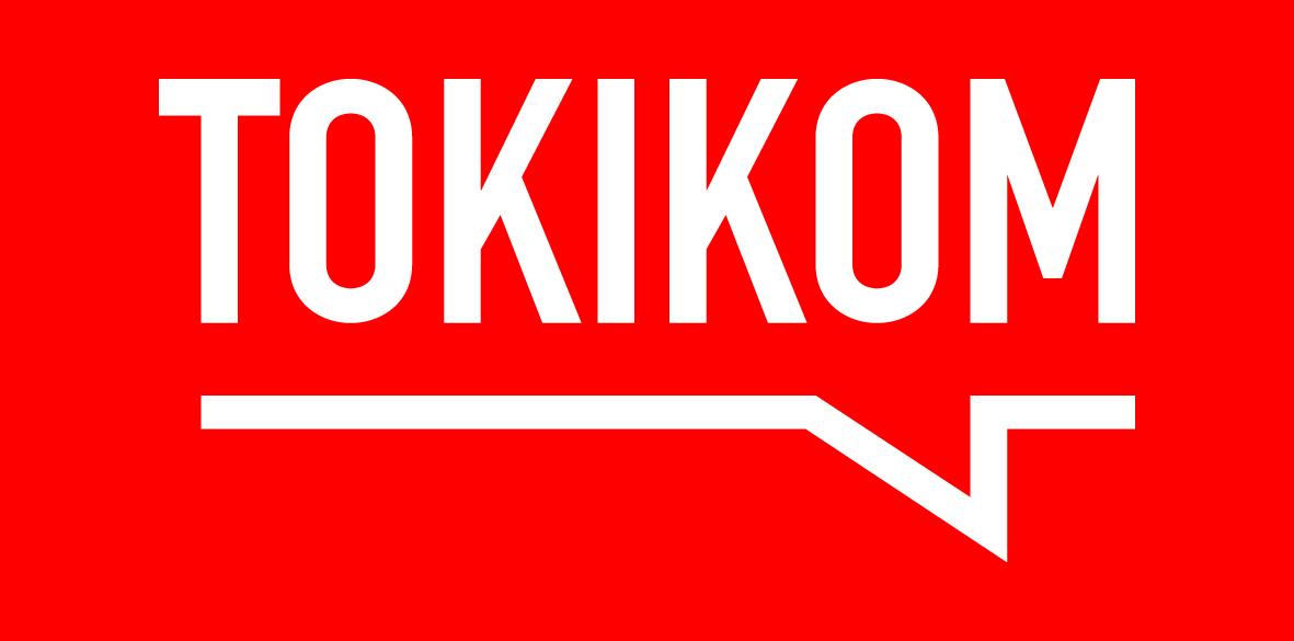 TOKIKOM logoa