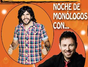 Monologo Mostra: J.J Vaquero + Iñaki Urrutia