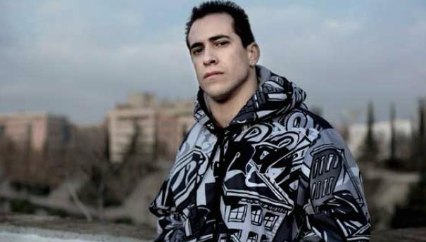 Rap saioa Espaloian gaur, El Langui musikari ezagunarekin