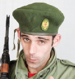 Joseba Usabiaga, Espaloian